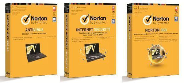 NORTON BY SYMANTEC: Информация, Установщики, Ключи